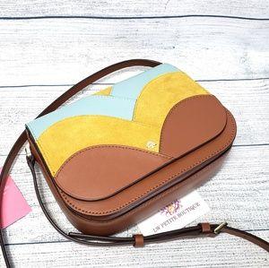 Kate Spade Leather Medium Flap Bag